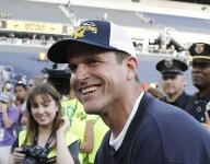 Windsor: Harbaugh, U-M back in the recruiting muck