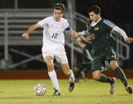 Campaninis leading charge for Holy Trinity soccer