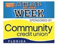 Viera High's Jordan Walsh voted Athlete of the Week