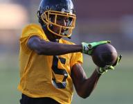 King WR Donnie Corley, keyed by father, worked to MSU