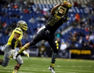 Led by Shea Patterson, West dominates East in Army All-American Bowl