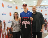 McDonald's All American Zach Collins is big man with will to move the ball