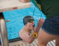 Floyd Central nabs team title at boys swimming and diving sectional