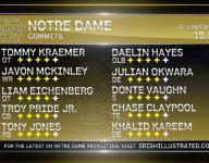 VIDEO: Notre Dame coach Brian Kelly discusses the Irish's recruiting class