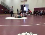 Wilson wins C36 wrestling with seven champs
