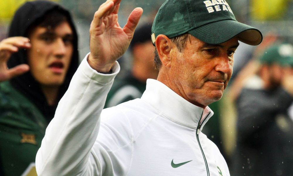 Now former Baylor head football coach Art Briles (Photo: Ray Carlin-USA TODAY Sports)