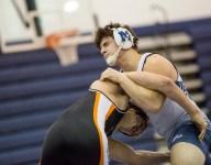 Marysville wrestling wins back-to-back district titles