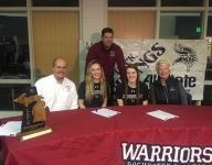 Valko sisters sign with Rochester College