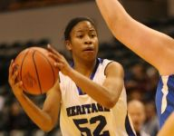Top 10 point guard Tyasha Harris outscores opposing team in Indiana sectional semifinal