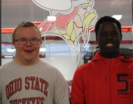 VIDEO: Ohio wrestler with Down Syndrome gets moment to shine