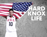The Kevin Knox Blog: McDonald's All American, 21 Savage, Duke and UNC visits