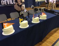 National Signing Day oddities: Could 2017 have a hot tub signing or five cakes? We'll have to see