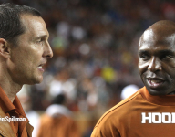 Matthew McConaughey is really excited about Texas' new football signees
