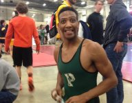 Double-amputee Alabama wrestler Hasaan Hawthorne is just one win away from a state title