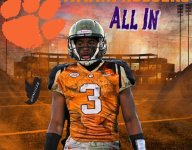 Clemson lands commitment from 4-star WR Amari Rodgers on Valentine's Day