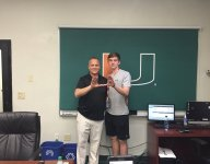 Mark Richt offers Miami scholarship to 8th grade QB Harrison Bailey