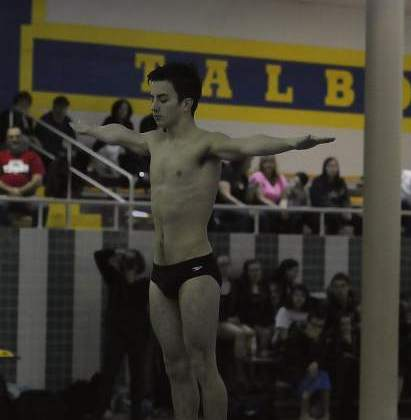 Swimming having successful year despite injuries