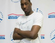 VIDEO:  Kentucky signee Bam Adebayo throws down monster dunk