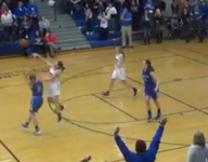VIDEO: KY star Ally Niece recreated her buzzer beater on first attempt for a camera