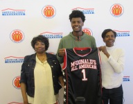 Josh Jackson reiterates his top three, says decision coming within month