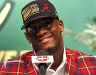 Five-star LB Lyndell 'Mack' Wilson signs up with national champ Alabama