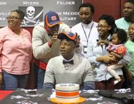 Auburn family became reality for Myers brothers