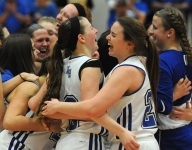 North Harrison girls advance to state title game