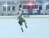 Connecticut teen Doug Caliendo scores game-winning OT hockey goal hours after father's death