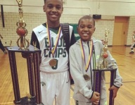 Both of LeBron James' sons won their age bracket title at a recent Ohio tournament