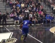 VIDEO: Cantrell Ware's 2OT buzzer beating three was a magical bomb in Tennessee