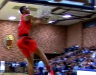 VIDEO: Watch freshman Cassius Stanley's insane between-the-legs reverse dunk