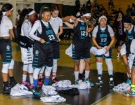 NorCal girls basketball players launch surprise protest during game; coach leaves game