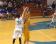 VIDEO: Watch Keegan Paterson drill a Steph Curry-distance buzzer beater like it's no big deal