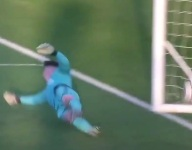 A U-16 Champions League matched ended in an incorrect shootout decision