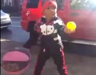VIDEO: Check out 6-year-old dribbling phenom Samaya Clark Gabriel's wild tricks