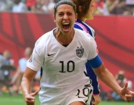 Girls Sports Month: Carli Lloyd shows how sports can mold an international role model