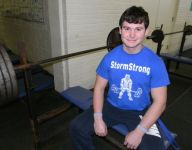 'Storm strong' - Mich. school rallying behind football player with rare cancer