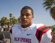Palm Springs football trio to announce college decisions