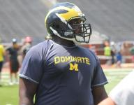 Onwenu just wants to 'get on the field' with U-M