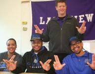 Lakeview running back Kemp signs with Grand Valley