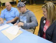 Seniors find own paths; list of 55 Brevard signees