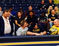 Roberson's Parker signs with ETSU