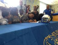 Titusville's Jaleel Davis signs with Akron