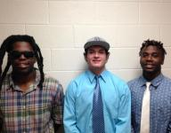 Trio of Dunbar High football players secure colleges
