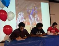 Local high school athletes make a splash on national signing day
