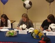 Girls soccer: Byram Hills' Barnett, Kennett, Goldring headed to D-I schools