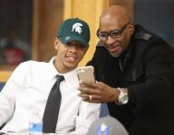 West Bloomfield's Jackson picked MSU for coaches, winning