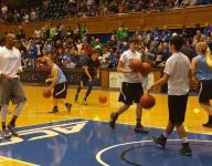 Local players put on demo at Duke