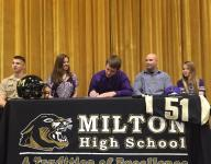 Wallace's dreams of playing Milton football continue to expand