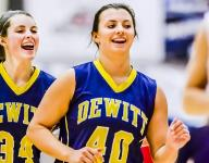 Ward lifts Dewitt girls past St. Johns in fourth quarter